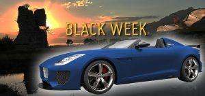 Rabatt-Wegaswerbung-Shop-Titel-Sparaktion-Black-Week-Schwarze Woche-Black Frday