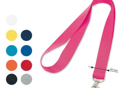 Schluesselband-Lanyard-20mm-Color
