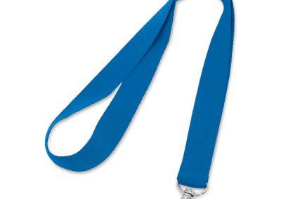 Schluesselband-Lanyard-20mm-blau