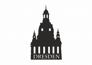 Stadt-0100-Frauenkirche-Dresden-Wandtattoo-Aufkleber