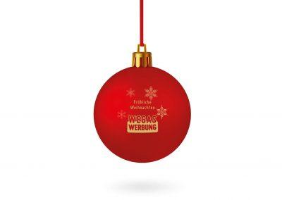 Weihnachstkugel-bedrucken-Werbemittel-Weihnachtsbaum-Werbedruck