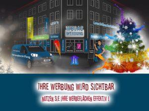 Werbeagentur-Dresden-Wegaswerbung-Beschriftung-Weihnachten-Neues-Jahr-Leuchtreklame