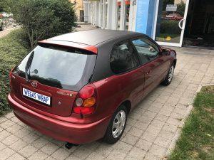 626-Autofolierung-Car Wrapping-Leder-Dach-Holm