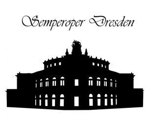 Stadt_0010 Semperoper_Wandtattoo
