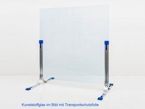 Corona-Wand-Wall-20-Schutzwand-Aufsteller-Kunststoffglas-Trennwand-Coronavirus