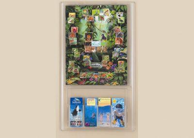 Wand-Prospekthalter-Flyerbox-DIN-lang-A2-Poster-Halter