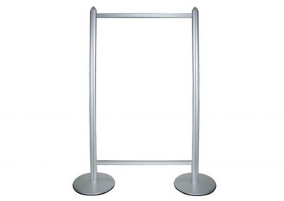 931-Multistand-Wall-Tex-frame-ohne-spanntuch