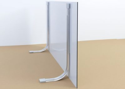 Bilderrahmen-Aufsteller-Schildhalterung-Tischaufsteller-Foto-Bild-schwebend