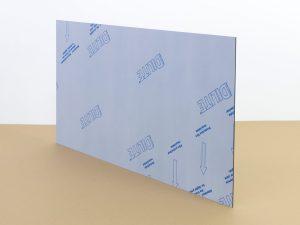 Bilderrahmen-Aufsteller-Winkelaufsteller-Tischaufsteller-Foto-Bild-Aluverbundplatte