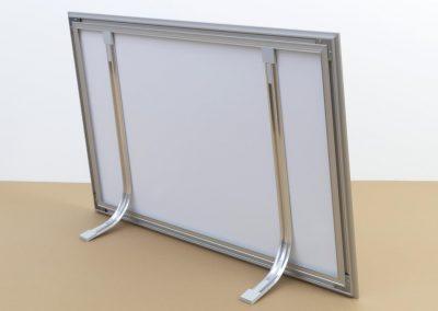 Bilderrahmen-Aufsteller-Winkelaufsteller-Tischaufsteller-Foto-Bild-verdeckte-Winkel