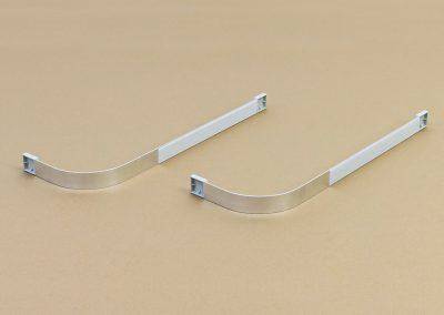 Bilderrahmen-Tischaufsteller-Winkelhalterung-Foto-Bild-ohne-Rahmen