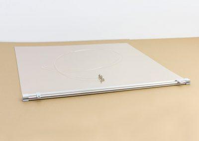 Corona-Wand-Wall-20-Schutzschild-Spuckschutz-Acrylglas-Edelstahlseil-Halterung-Decke