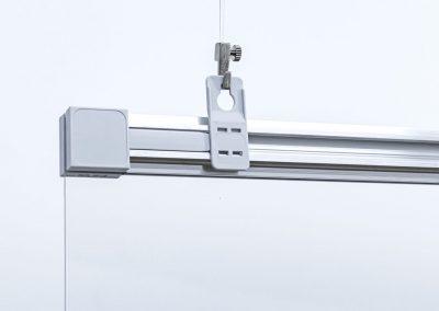 Corona-Wand-Wall-20-Schutzwand-Spuckschutz-Acrylglas-Deckenhalterung-Haken
