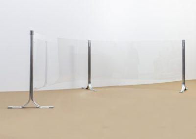 Corona-Wand-Wall-20-Schutzwand-Spuckschutz-Acrylglas-Rund-halbgebogen-Tresen-Empfang