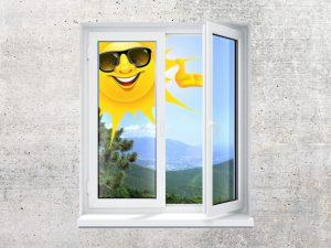 Hitzeschutz-Blendschutz-Folie-Dynamic-selbsttoenend-photochrome-Sonnenschutzfolie
