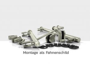 Schilderbefestigung-Schildhalter-Abstandshalter-Edelstahl-Fahnenschild