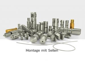Schilderbefestigung-Schildhalter-Edelstahl-Decke-Deckenschilder-Seil