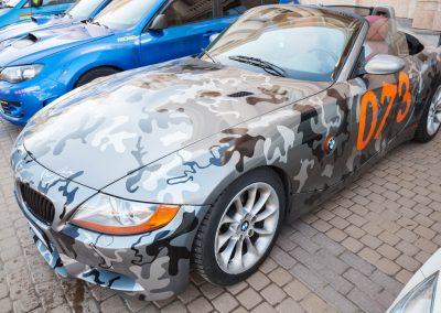 Autofolie-Carwrapping-Camouflage-Cardesign-Fahrzeugdesign-Armee-military