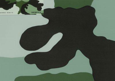 Autofolie-Carwrapping-Camouflage-Militaer-military-Tarnfarbe-Gruen