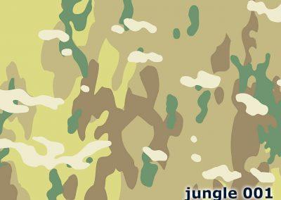 Autofolie-Carwrapping-Digitaldruck-Camouflage-Urwald-jungle-001