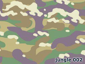 Autofolie-Carwrapping-Digitaldruck-Camouflage-Urwald-jungle-002