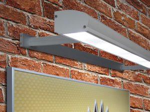 Lichtleiste-Schilderbeleuchtung-Beleuchtungssystem-Werbung