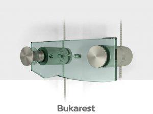 Schilder Deckenhalterung Edelstahl Schildhalter Decke Bukarest