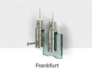 Schilder Deckenhalterung Edelstahl Schildhalter Decke Frankfurt