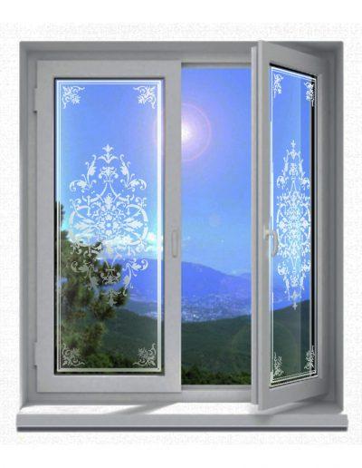Sichtschutz-Glasdekor-Folienmotive-Jugendstil-002-positiv