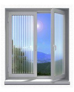Sichtschutz-Glasdekor-Folienmotive-Streifen-Linien-hoch