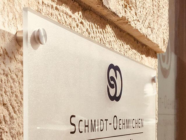 674-Schilder-Acrylglas-Schild-Abstandshalter-Tuerschilder-Infoschilder