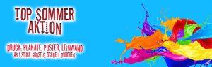 Aktion-Sommer-Rabatt-Poster-Plakate-Leinwand-billig-guenstig-schnell-drucken