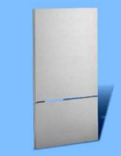 Wandschild-Wand-Display-Edelstahl-V2A-Firmenschilder-2-teilig