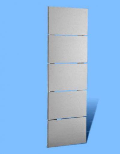 Wandschild-Wand-Display-Edelstahl-V2A-Firmenschilder