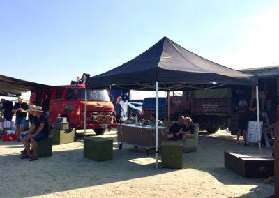 Faltpavillion-Messe-Event-Zelt-Luxus-Stahlgestell-schwarz-472-Beach-Konzert-Bar-Strand