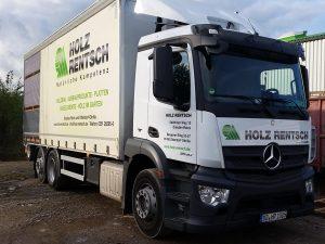 678-LKW-Aufkleber-Fahrzeugflotte-Holz-Rentsch