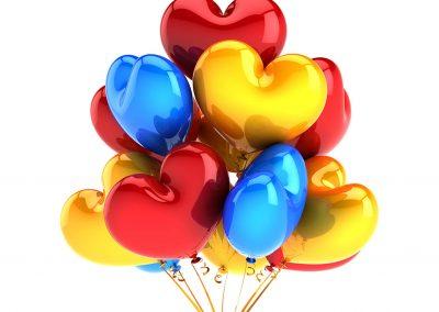 Luftballon-Herzen-Motivdruck-bedrucken-Werbeaufdruck
