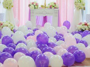 Luftballons-farbig-bedrucken-Hochzeit-Party-Feier-Event