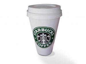 3-D-Figur-Plastik-Werbefigur-Kaffeebecher-Kaffee-Ihre-Werbung-Gastro