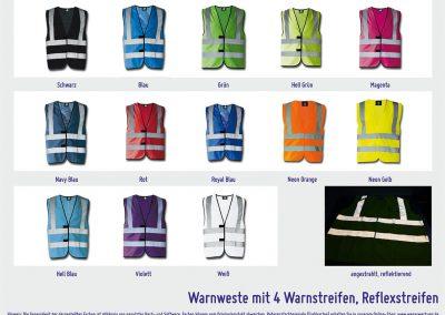 Warnweste-4-Warnstreifen-Reflexstreifen-Farbuebersicht-wegas-fashion