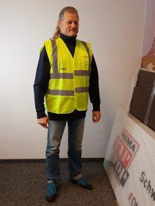 Wegas-fashion-Warnweste-KFZ-Warnweste-Vier-Reflexstreifen-Berufsbekleidung