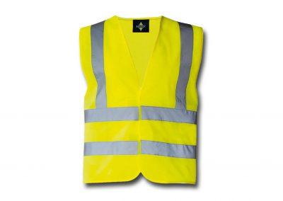 Wegas-fashion-Warnweste-Signal-Neon-Gelb-Vier-Reflexstreifen