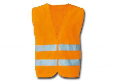 Wegas-fashion-Warnweste-Signal-Neon-Orange-zwei-Reflexstreifen-Klassiker