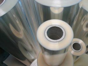 Corona Schutz Folie klar transparent als Hygieneschutzfolie