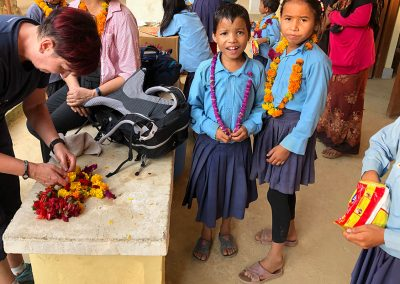 Feier-mit-Kinder-Schule-Nepal