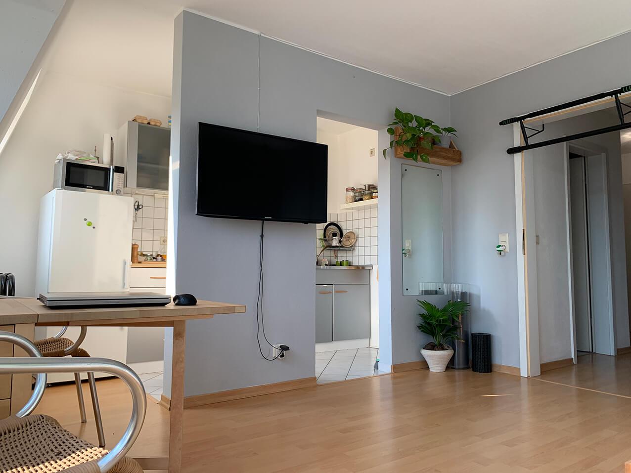 1 Raum Wohnung Dresden