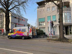 687-Schildmontage-Stele-Firmenbeschriftung-Dresden-Sachsen-bundesweit