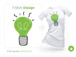 Online Shirtdesigner einfach gestalten drucken kaufen
