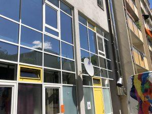 473-Sonnnenschutzfolie-Silber-Mittel-Blendschutz-Hitzeschutz-Fensterscheiben