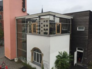 474-Sonnnenschutzfolie-Silber-Mittel-Fensterfront-Bibliothek-Pieschen